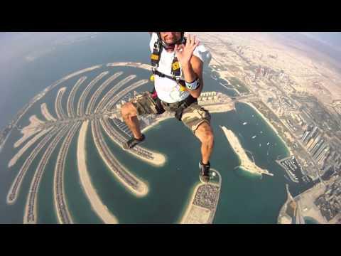 Skydive Dubai - May 2011