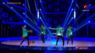 D maniax in India's dancing superstar super 60