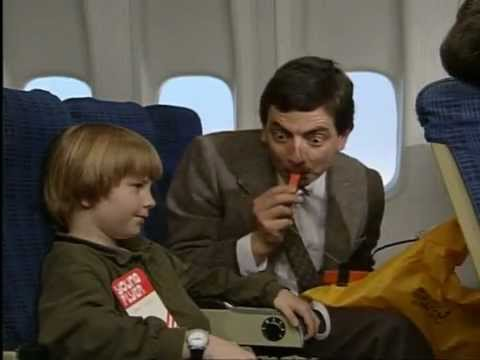 Trouble with Mr. Bean