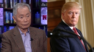 George Takei on 75th Anniv. of Internment of Japanese Americans & Why Trump is