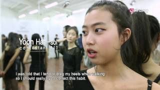 The Road to Seoul - Ep05C02 Training to Become Models