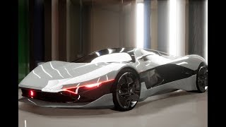 Unreal Engine Full Car Customizer Project Download and free Materials Download