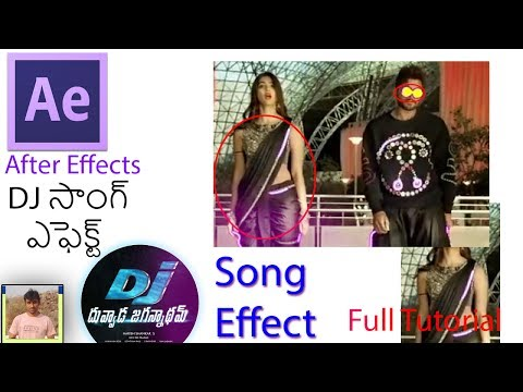 Xxx Mp4 DJ Duvvada Jagannadham DJ Movie Song Color Effect In After Effects 3gp Sex