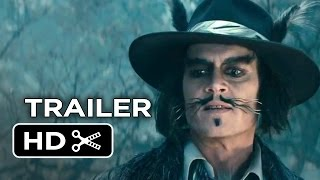 Into the Woods TRAILER 1 (2014) - Johnny Depp, Anna Kendrick Fantasy Musical HD