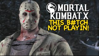 THIS MODAPH#%KA DON'T PLAY! [JASON VOORHEES] [DLC] [MORTAL KOMBAT X]