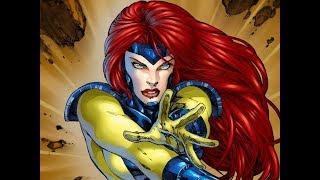 Phoenix Force - Marvel vs Capcom M.U.G.E.N - Jean Grey