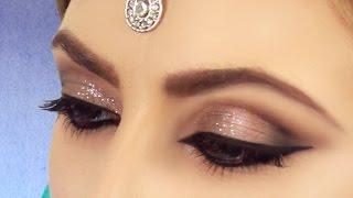 Subtle Taupe Indian / Asian Bridal Makeup
