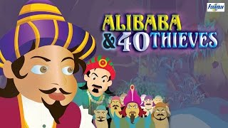 Ali Baba Aur 40 Chor - Full Animated Movie - Hindi