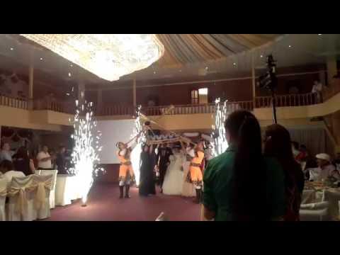 Самая красивая уйгурская свадьба