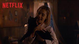 "Chilling Adventures of Sabrina | ظهور القط ""سالم"" [HD] | Netflix"