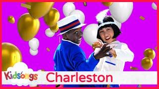 Charleston   Best Kids Dance Songs   Kidsongs   Best Kids Songs Video   PBS Kids   Billy Biggle