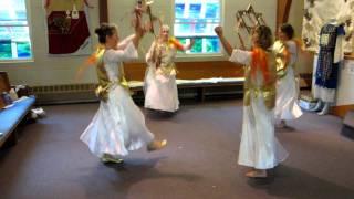 Baruch Adonai ~El Shaddai Medley ~ Tree of Live Davidic Dancers ~ Shavuot 2011