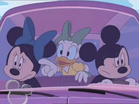 Cartoon House of Mouse A Viagem Português PT