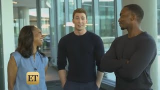 Captain America: Civil War - Behind The Scenes (Entertainment Tonight)