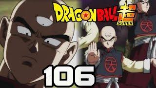 Tien's Episode, Vs Universe 2: Dragonball Super Episode 106 Review