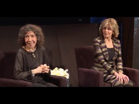 Together Again Jane Fonda & Lily Tomlin A New York Times Look West Event