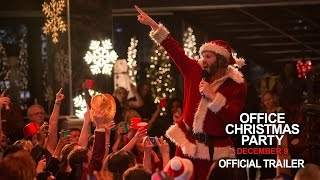 Office Christmas Party Trailer #2 (2016) - Paramount Pictures