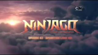 Lego Ninjago episode 63 Operation Land Ho