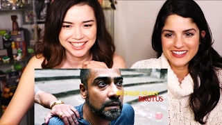 ZULFIQAR | Trailer Reaction & Discussion by Kiana & Achara!