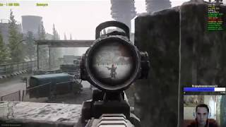 Хардкорный Снайпер-Escape From Tarkov