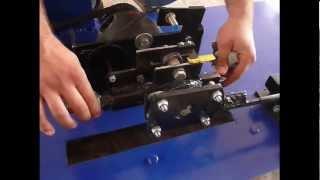 Mehanički oscilator - horizontalni mehanizam