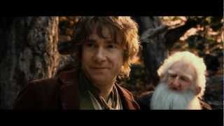 The Hobbit: Bilbos Speech - Why did you come back?
