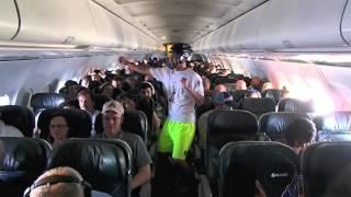 Harlem Shake Frontier Flight 157 (CC Wasabi Ultimate)