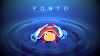 Ponyo on the Cliff by the Sea - Theme Song (English)