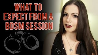 What To Expect From a BDSM Session