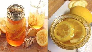 إمرأة شربت الماء مع الليمون و العسل لمدة سنة ماذا حصل معها.. لن تصدق!