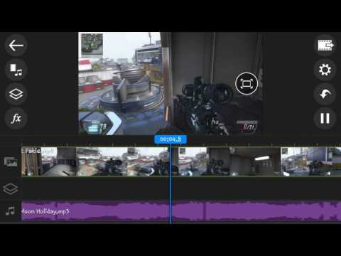 HOW TO EDIT COD CLIPS ON ANDRIOD PHONE! (Screen pumps,syncing,affects,and More)!