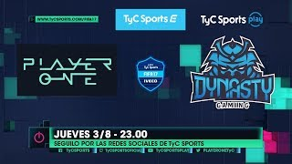 Liga TyC Sports IVECO de FIFA 17: Player One vs. Dynasty