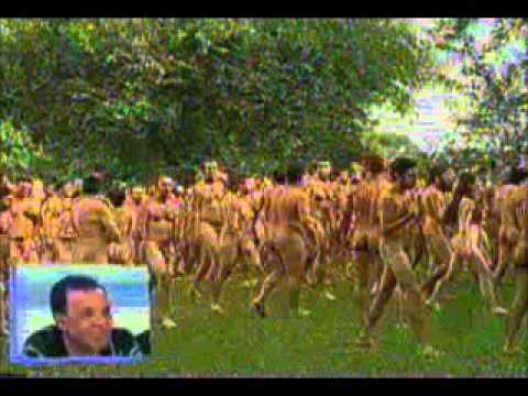 Nany People madruga em São Paulo para mostrar cerca de 1500 pessoas nus.