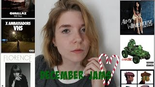 December Music Favorites | Olivia Rena