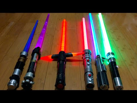 watch LIGHTSABER 101: Comparisons, Frequently Asked Questions, etc.