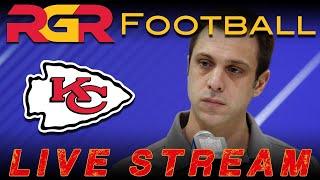Chiefs Needs for Free Agency and NFL Draft - LIVE Stream | Kansas City Chiefs 2019 NFL Draft