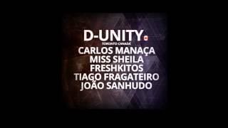 D-Unity live @ Carnaval Via Rapida, Oporto, Portugal