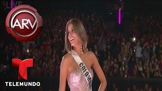 Habla Miss Colombia tras perder Miss Universo 2015 | Al Rojo Vivo | Telemundo