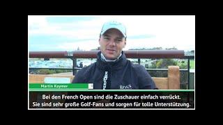Ryder Cup: Kaymers Vorfreude auf Frankreich