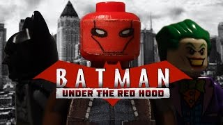 LEGO BATMAN UNDER THE RED HOOD | DCLU EPISODE 1