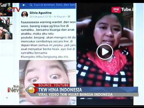 Heboh Video TKW Hina Indonesia Bikin Warganet Geram - BIP 1003