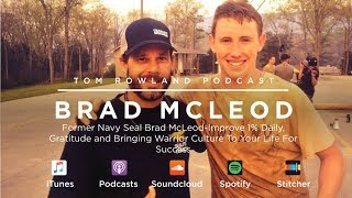#0019 - Brad McLeod - Improve 1% Daily
