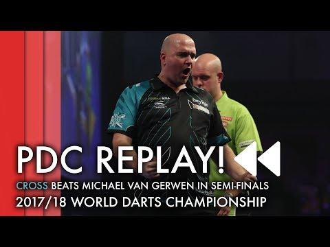 Xxx Mp4 Best Ever World Champs Game Rob Cross V Michael Van Gerwen 2017 18 World Championship 3gp Sex
