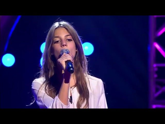 14-Year Old Girl SINGS LIKE Hozier - Take Me To Church - Shocking