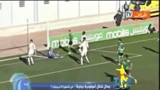 أحسن عشرة أهداف في الدوري الجزائري المحترف الأول 2014-2015