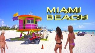 Miami Beach - Florida 2016 4K