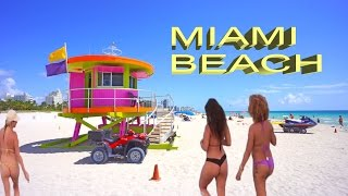 Miami Beach - Florida 2016 HD