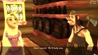 لعبة   الاميرة المفقودة (رابوانزل ويوجين   جودة عالية   HD