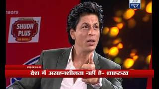 Shah Rukh Khan apologises for his comment on