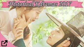 Top 10 Historical Kdramas 2017 (All The Time)